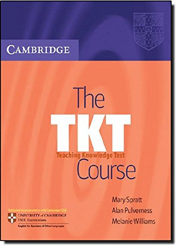 The TKT Course: Spratt, Mary and