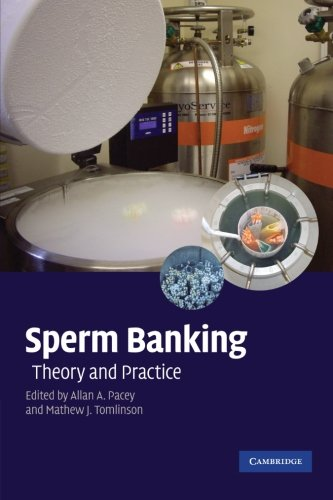 9780521611282: Sperm Banking: Theory and Practice