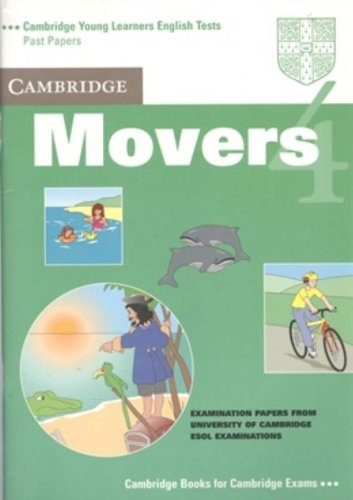 9780521611336: Cambridge Movers 4 Student's Book