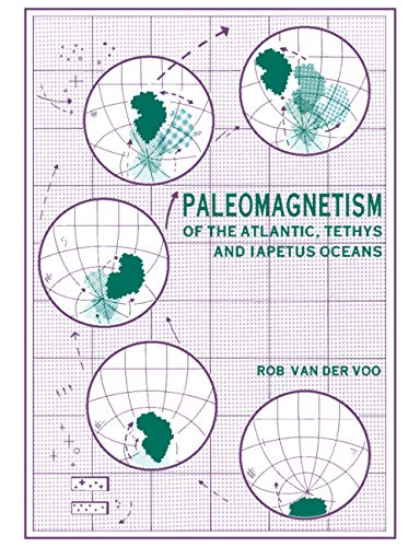 9780521612098: Paleomagnetism of the Atlantic, Tethys and Iapetus Oceans Paperback