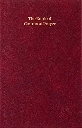 9780521612425: Book of Common Prayer Enlarged Edition 701B Burgundy