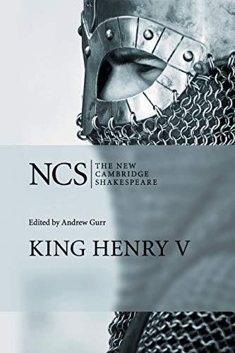 King Henry V: WILLIAM SHAKESPEARE ,