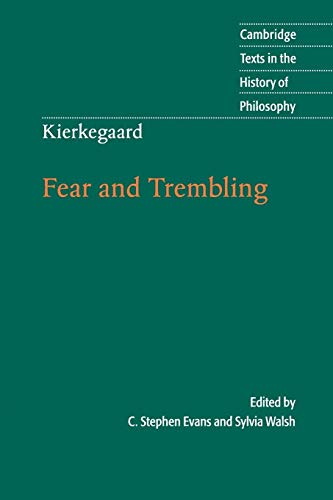 9780521612692: Kierkegaard: Fear and Trembling (Cambridge Texts in the History of Philosophy)