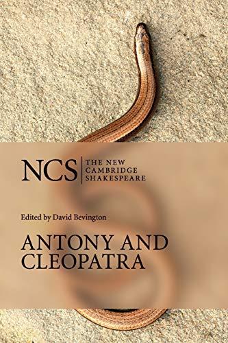 9780521612876: Antony and Cleopatra-