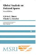 9780521613057: Global Analysis on Foliated Spaces (Mathematical Sciences Research Institute Publications)