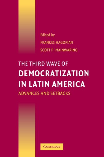 9780521613200: The Third Wave of Democratization in Latin America: Advances and Setbacks