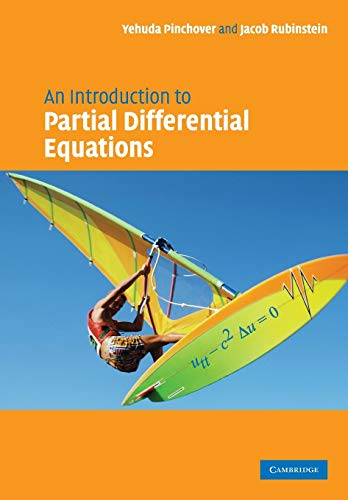 9780521613231: An Introduction to Partial Differential Equations