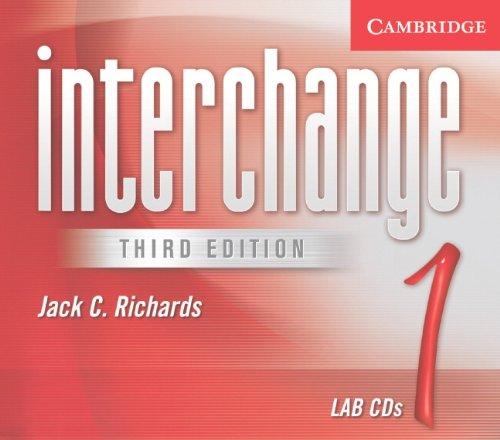 9780521613408: Interchange 1 Lab Audio CDs (4) (Interchange Third Edition)