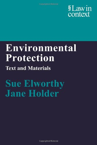 9780521613538: Environmental Protection: Text and Materials (Law in Context)