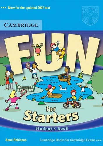 9780521613583: Fun for Starters Student's Book (Cambridge Books for Cambridge Exams)