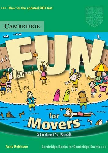 9780521613620: Fun For Movers. Student's Book (Fun for Flyers)