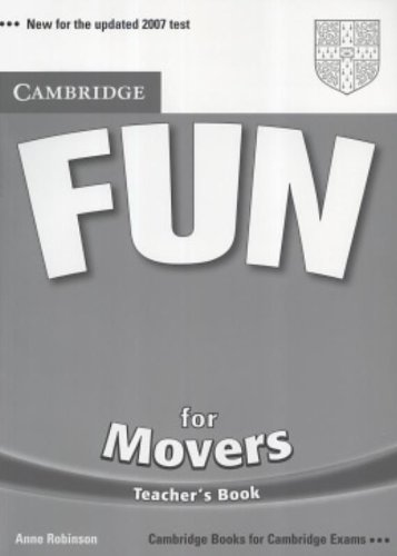 9780521613637: Fun for Movers Teacher's Book (Cambridge Books for Cambridge Exams)