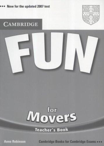 9780521613637: Fun for Movers Teacher's Book