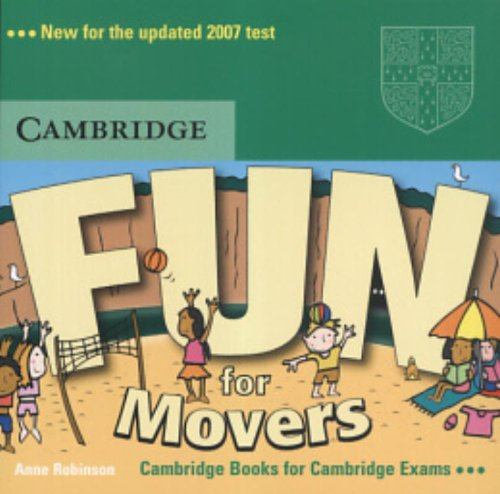 9780521613651: Fun for Movers Audio CD