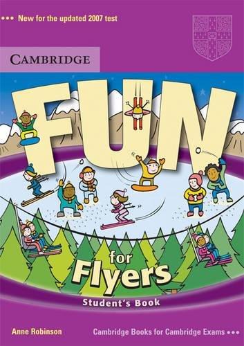 9780521613668: Fun for flyers. Student's book. Per la Scuola secondaria di primo grado