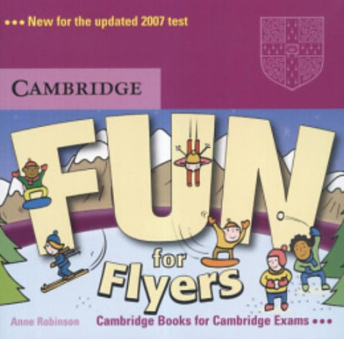 9780521613699: Fun for Flyers Audio CDs