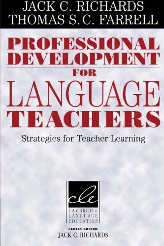 9780521613835: Professional Development for Language Teachers: Strategies for Teacher Learning (Cambridge Language Education)