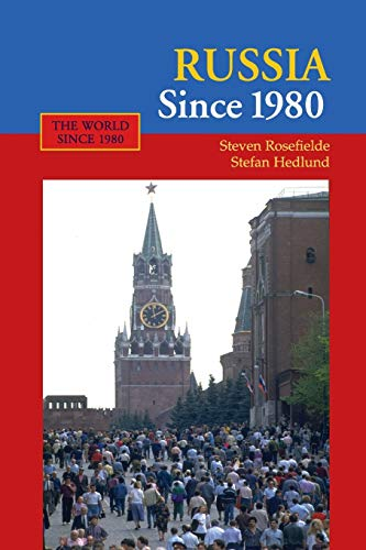 9780521613842: Russia Since 1980 Paperback (The World Since 1980)