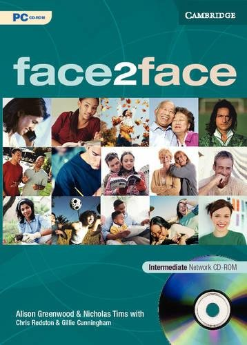 9780521613989: face2face Intermediate Network CD-ROM