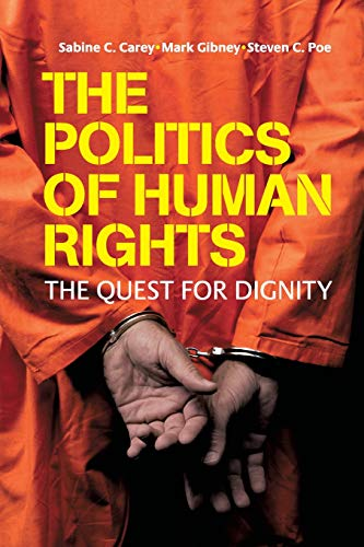 9780521614054: The Politics of Human Rights: The Quest for Dignity