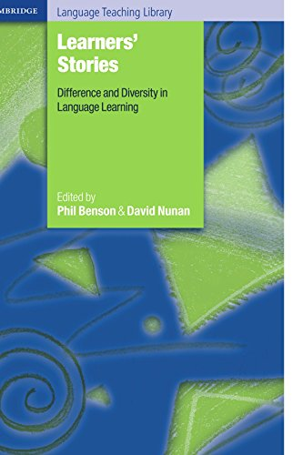 9780521614146: Learners' Stories: Difference and Diversity in Language Learning (Cambridge Language Teaching Library)