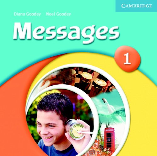 9780521614283: Messages 1 Class CDs