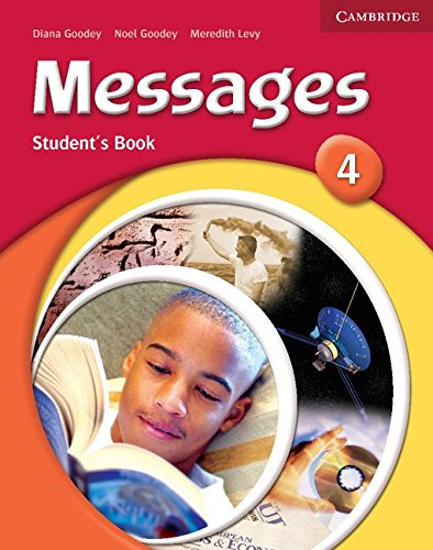 9780521614399: Messages 4 Student's Book: Level 4