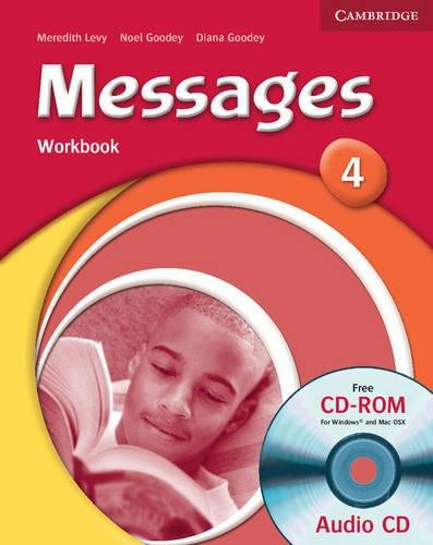 9780521614405: Messages 4 Workbook with Audio CD/CD-ROM