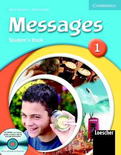 9780521614450: Messages. Level 1. Con espansione online. Per la Scuola media. Con CD Audio. Con CD-ROM