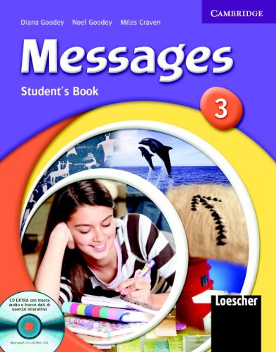 9780521614498: Messages 3 Student's Multimedia Pack Italian Edition