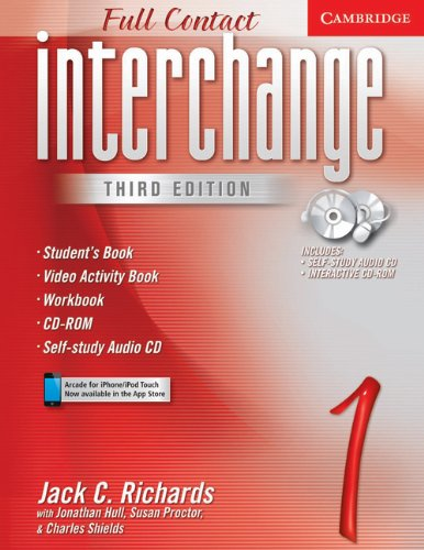 9780521614696: Interchange Full Contact 1 Student's Book with Audio CD/CD-ROM (No. 1)