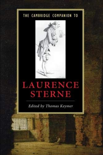 9780521614948: The Cambridge Companion to Laurence Sterne Paperback (Cambridge Companions to Literature)