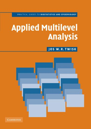 9780521614986: Applied Multilevel Analysis: A Practical Guide for Medical Researchers (Practical Guides to Biostatistics and Epidemiology)