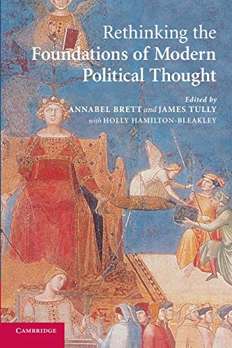 9780521615037: Rethinking The Foundations of Modern Political Thought
