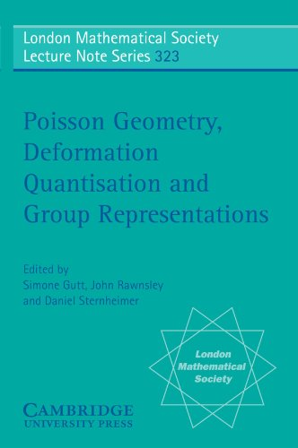 9780521615051: Poisson Geometry, Deformation Quantisation and Group Representations