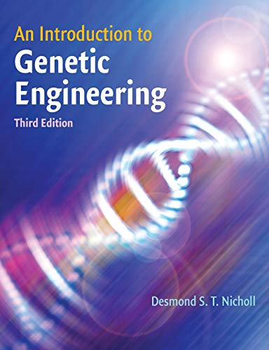9780521615211: An Introduction to Genetic Engineering