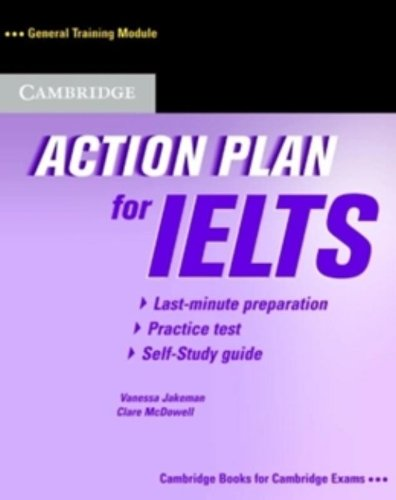 9780521615280: Action Plan for IELTS Self-study Pack General Training Module