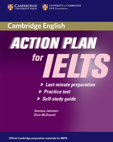 9780521615303: Action Plan for IELTS Self-study Student's Book Academic Module