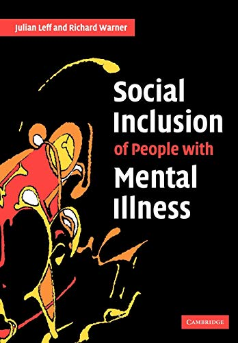 9780521615365: Social Inclusion of People with Mental Illness