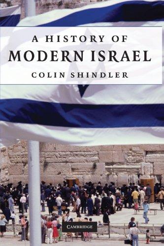 9780521615389: A History of Modern Israel