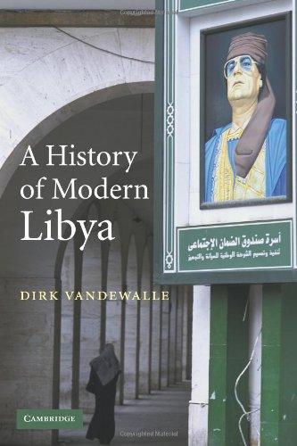 9780521615549: A History of Modern Libya