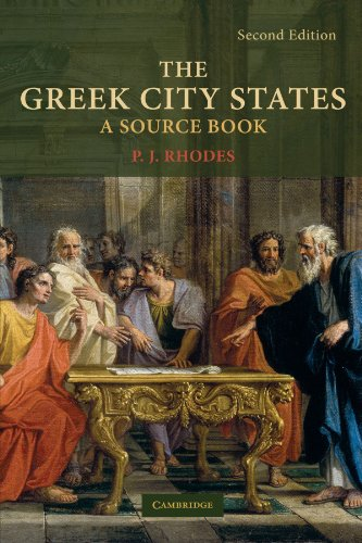 9780521615563: The Greek City States 2nd Edition Paperback: A Sourcebook