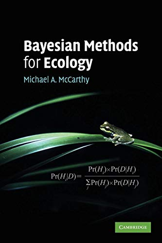 9780521615594: Bayesian Methods for Ecology