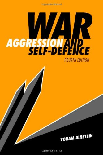9780521616317: War, Aggression and Self-Defence