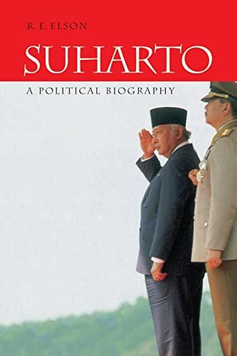 9780521616577: Suharto: A Political Biography