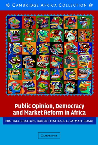 9780521616720: Public Opinion, Democracy and Market Reform in Africa African Edition (Cambridge Studies in Comparative Politics)