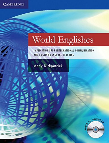 9780521616874: World Englishes Paperback with Audio CD: Implications for International Communication and English Language Teaching (Cambridge Language Teaching Library)