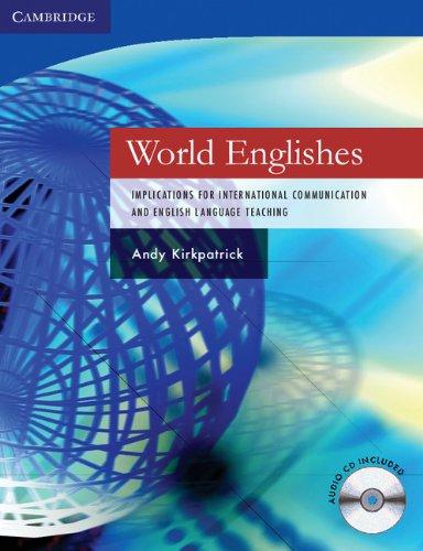 9780521616874: World Englishes Paperback with Audio CD: Implications for International Communication and English Language Teaching (Cambridge Language Teaching Library)