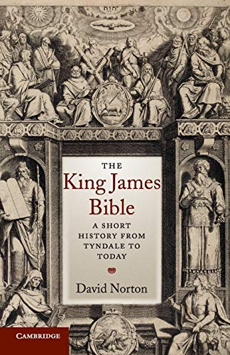 9780521616881: The King James Bible: A Short History from Tyndale to Today