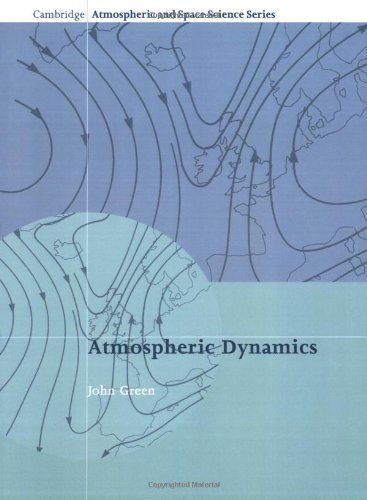 9780521616966: Atmospheric Dynamics (Cambridge Atmospheric and Space Science Series)